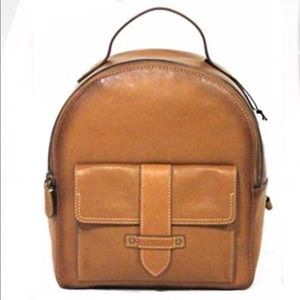 FRYE backpack mini Olivia New without Tags